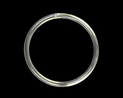 "3/16"" (4.8mm) Clear 70A O-ring - Click Image to Close"