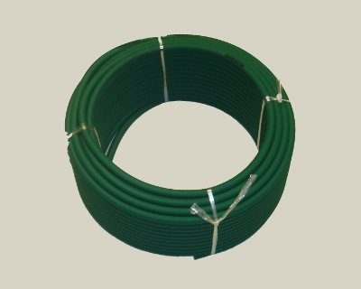 "9mm (0.354"") Rough Green 88A Cord, 100' - Click Image to Close"