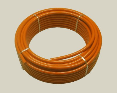 "1/4"" (6.35mm) Orange 83A Cord, 100' - Click Image to Close"