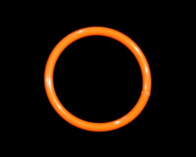 "9/16"" (14.3mm) Orange 83A O-ring Belt - Click Image to Close"