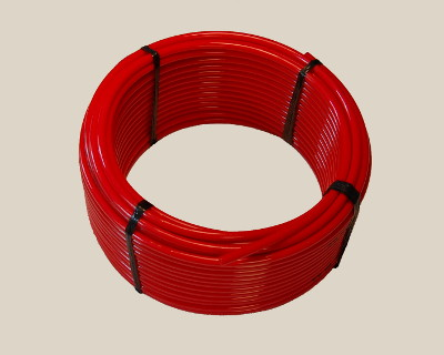 "12.5mm (1/2"") Red 90A Cord, 100' - Click Image to Close"